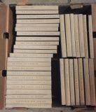 The Yale Shakespeare, 37 volumes