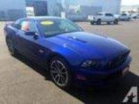 2013 Ford Mustang GT GT 2dr Coupe