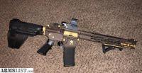 For Sale/Trade: .300 blackout custom pistol/brace