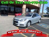 2014 Chevrolet MALIBU 4 DOOR SEDAN