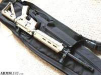 For Sale: Bushmaster FDE Midlength XM-15, AR-15, Magpul MOE, 5.56MM