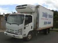 2012 Isuzu Other NPR Refer Truck