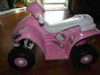 Hello Kitty Powerwheels