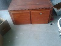 square solid wood hand made coffee table