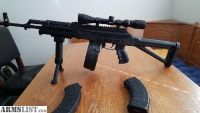 For Sale: AK-47 WASR 10/63