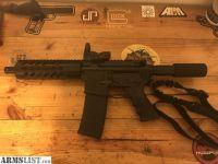 For Sale: 7.5 Anderson/Seekins 5.56/.223 AR pistol