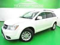 2017 Dodge Journey SXT AWD 3rd Row 1_Owner_Carfax!