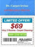Top class carpet cleaning service Irvine