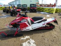 2016 Yamaha SRViper M-TX 153 LE Mountain Snowmobiles Dickinson, ND