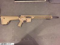 "For Sale: Colt 16"" FDE AR-15 5.56"