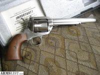 For Sale: Interarms Virginian Dragoon .44 Magnum Excellent Condition