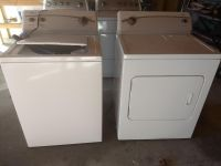 Set of Kenmore 400 Series Washer and Dryer