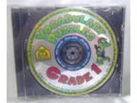 School Zone Vocabulary Puzzles Grade 1 CD-ROM