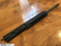 For Sale: AR 15 Upper Assembly (does not include BCG or Charging handle)