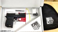 For Sale: **IN STOCK**Brand Spankin New Diamondback DB9 ulta small conceal carry 9mm pistol