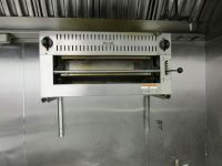 """Vulcan 36"""" Gas Salamander Broiler RTR#7103550-04"""