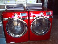 $980, Samsung Washer Electric dryer Ft. Loader Set