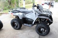 2018 Polaris Sportsman 450 H.O. Utility Edition Utility ATVs Palatka, FL