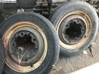 Stock rims/Tires