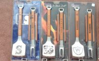 LAST MINUTE XMAS GIFT / BBQ grilling cookware Sports, Military, Spatulas Brand New / 75% off