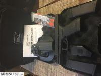 For Sale: Glock 23 Gen 4 Package Mint