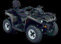 2018 Can-Am Outlander MAX DPS 570 Utility ATVs Lancaster, TX