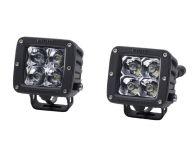 Sell Rigid 20222 - D-Series; Dually; 10 Deg. Spot LED Light; Amber; 4 LEDs; Pair motorcycle in La Grange, Kentucky, US, for US $189.99