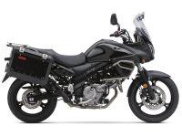 2013 Suzuki V-Strom 650 ABS Adventure Dual Purpose Motorcycles Eden Prairie, MN
