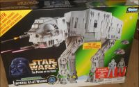 Vintage-NEW! Imperial AT-AT Walker 1997 Star Wars POTF MIB Electronic SEALED!