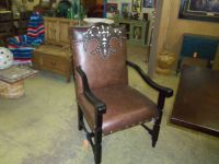 New Big Leather Chair