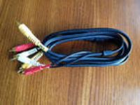 RCA 6FT HEAVY AUDIO/VIDEO Composite Cable