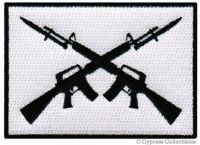 Buy AR15 ASSAULT RIFLE PATCH 2nd SECOND AMENDMENT GUN RIGHTS embroidered FLAG EMBLEM motorcycle in Austin, Texas, United States