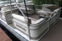1997 Sweetwater Pontoon Boat