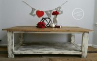 Gorgeous wooden coffee table