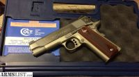 For Sale/Trade: Colt XSE Lightweight Commander 45acp Stainless