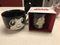 Star Wars(The Last Jedi) Soup bowl and coffe cup