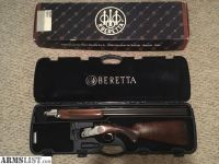 For Sale: Beretta Onyx Waterfowler Over Under