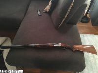 For Sale: Double barrel stoeger