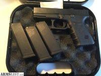 For Sale: Glock 23 gen3. 3 mags