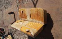 Buy 1981 CHEVROLET and GMC blazer rear seat, 1982,1983,1984,1985,1986,1987 motorcycle in Tucson, Arizona, United States
