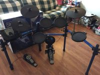 Simmons SD1000 5 piece electronic drum set