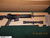 For Sale: Smith and Wesson M & P 15 5.56 Tactical