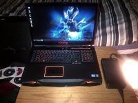 Dell Alienware M18x R2 Red Nebula Gaming Laptop  $1500