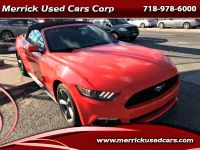 $16,999, Orange 2016 Ford Mustang $16,999.00 | Call: (888) 288-1306