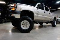 2006 Chevrolet Silverado 2500 HD LT1 4X4 6.6L LBZ Duramax Diesel Lifted