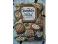 The Sampler Motif Book (Brenda Keyes, 1995 HCDJ) Cross