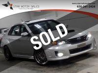 2011 Subaru Impreza Sedan WRX 4dr Manual WRX STI Limited