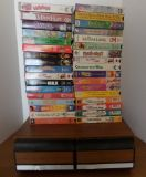 34 Kids VHS Plus 2 Drawer Cabinet