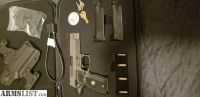For Sale: Sig Sauer p226 Legion 9mm