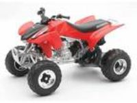 New Ray Toys 1:12 Scale ATV 2009 Honda TRX450R Sportrax 450R